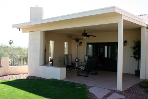 New residential roof in Arizona